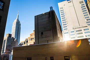Empire State Building, New York van Maarten Egas Reparaz