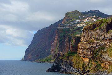 Cabo Girao, Madeira sur Michel van Kooten