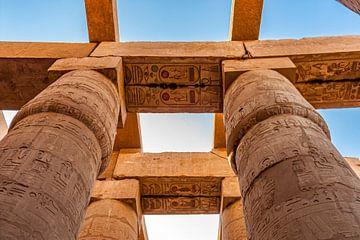 Tempel von Karnak von Easycopters
