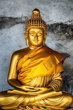 Thailand Buddha von Keesnan Dogger Fotografie