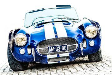 Shelby Cobra sur marco de Jonge