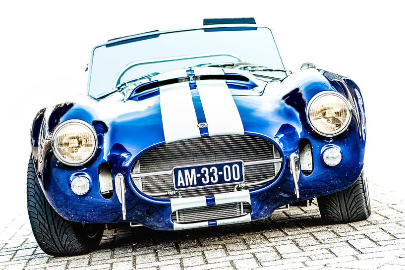Shelby Cobra van marco de Jonge