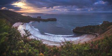 Asturies Playa de Torimbia sur Jean Claude Castor