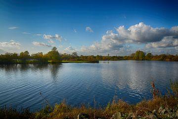 Asseltse Plassen le long de la Meuse