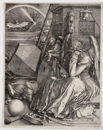 Melencolia I, Albrecht Dürer