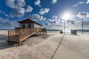 Strandhaus Den Helder von Alex Hiemstra