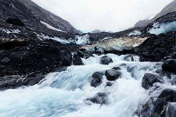 Byron-Gletscher in Alaska ||||| von Nathan Marcusse