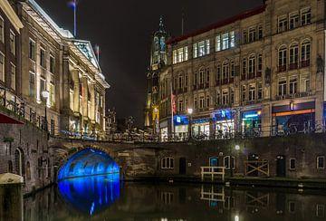 Utrecht by Night van Mario Calma