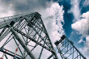 Verticle Lift Bridge  Waddinxveen, Netherlands sur Annemiek van Eeden