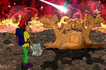 The Navigator - Extreme Verlaufening van HEUBEERE Cartoons