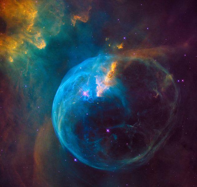 Hubble ruimtetelescoop foto,s van NASA van Brian Morgan