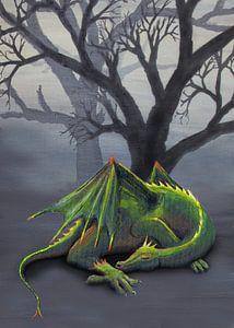 Slapende draak