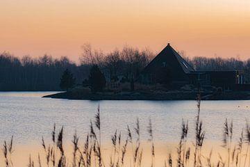 HDR über den See von Tania Perneel