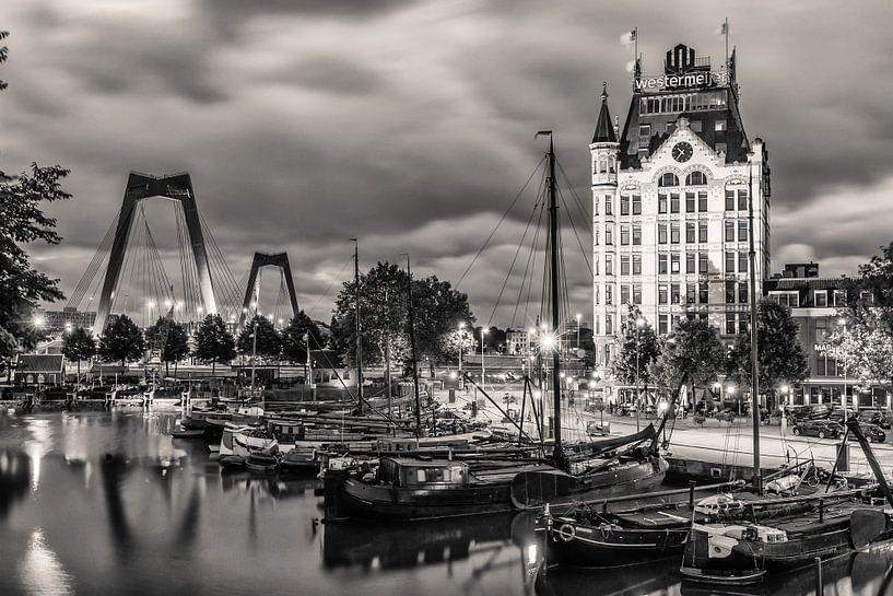 Witte Huis in Rotterdam van Lorena Cirstea