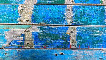 Kleurrijk hout van Leopold Brix