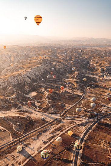 Luchtballon Cappadocia
