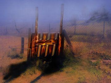Brouillard magique sur Marcel Kieffer