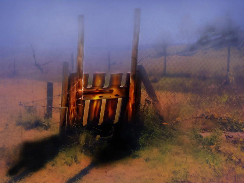 Magischer Nebel von Marcel Kieffer