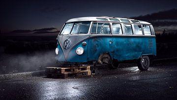 VW Kleinbus, Petri Damstén von 1x