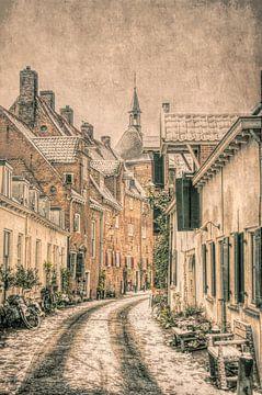 Dieventoren Muurhuizen historisch Amersfoort van Watze D. de Haan