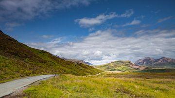 Skye, road to ...