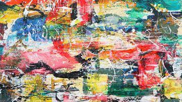 Abstrakt von Ina Wuite