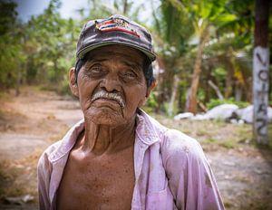 Het gezicht van Costa Rica (Portret) van