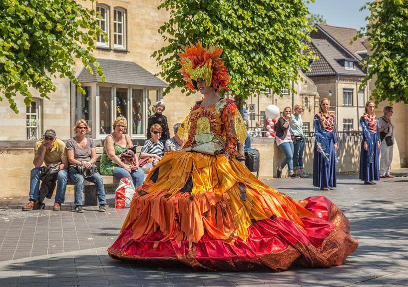 Vestingsfeest Valkenburg 2015 van John Kreukniet