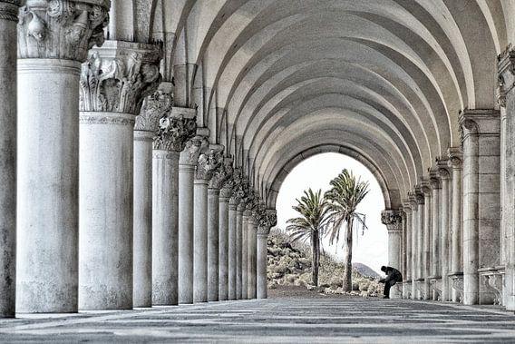 Contemplation, Venice 2007