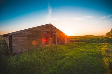 Walcheren zonsondergang 5 von Andy Troy