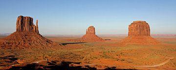 panorama Monument Valley sur Antwan Janssen