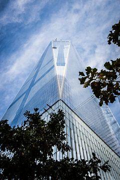 Freedom Tower van