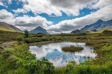 Isle of Skye in Schotland van Kim Claessen