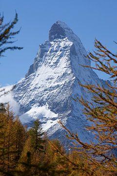 Zermatt : Matterhorn van Torsten Krüger