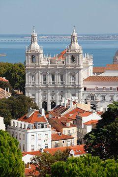 Lissabon : Igreja de Sao Vicente de Fora