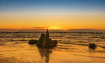 Een kasteel van zand van Tanja Riedel