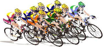 Tour de France von ! Grobie