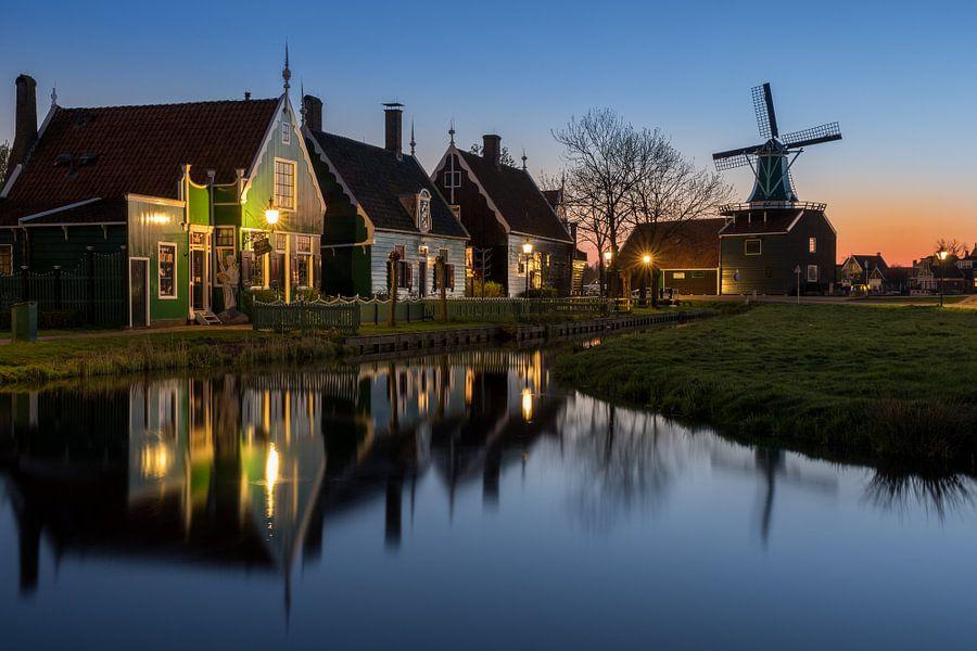 Zaanse Schans van Edwin van Wijk