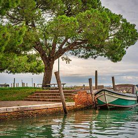Burano - Venetië van Teun Ruijters