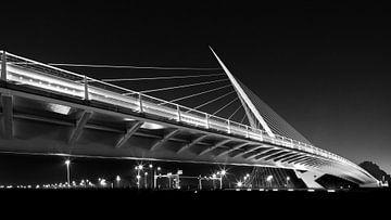 Citer bridge at Hoofddorp, Netherlands. van