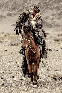 Kazach Eagle Hunter #1