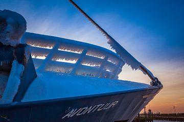 Avontuur Eiskalt von Johan Habing