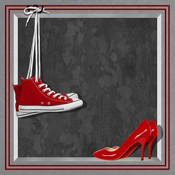 Schoenen voor elke gelegenheid van Monika Jüngling