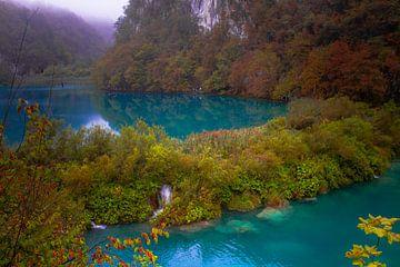 Helder blauw von Catching Colors