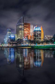 Skyline Den Haag von Dennis Donders