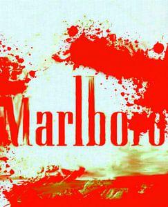 Marlboro 1 Splash Pop Art PUR