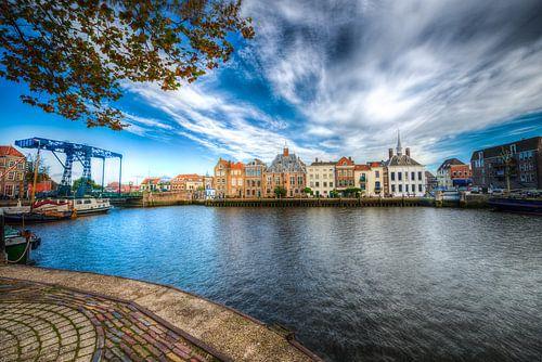 Nederland op zijn mooist ... van Marco van Dijk