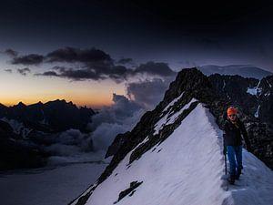 Roche Paillon Sneeuwgraat von