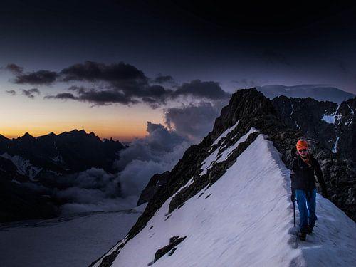 Roche Paillon Sneeuwgraat sur