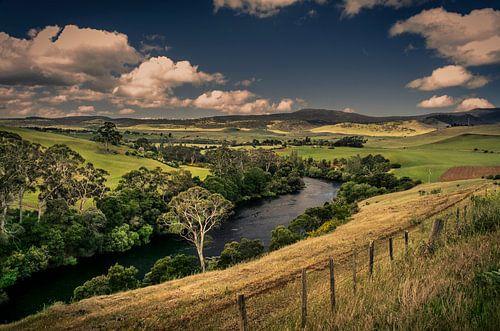 Voor de storm, Tasmanië